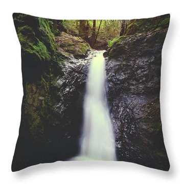 Throw Pillow featuring the photograph For All The Things I've Done by Laurie Search