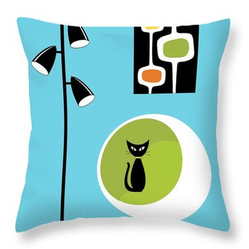 For Craig Throw Pillow by Donna Mibus
