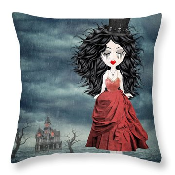 For Ever And Ever Throw Pillow
