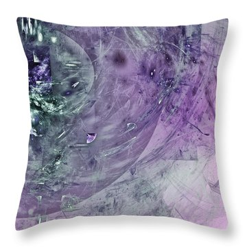 For Real Throw Pillow