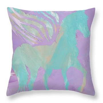 For The Dreamers Throw Pillow