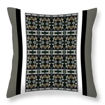 Throw Pillow featuring the digital art For The Wine Lover by Ellen Barron O'Reilly