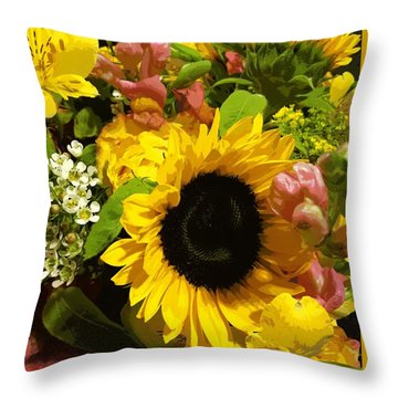 For Those Who Are Looking Throw Pillow