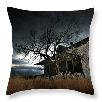 For Those Who Dare Throw Pillow