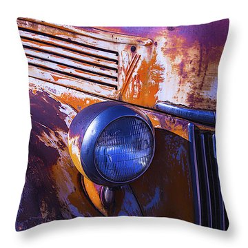 Ford Truck Throw Pillow
