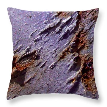 Foreshadowing Throw Pillow