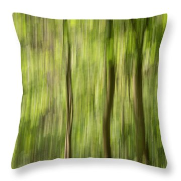 Forest Fantasy 1 Throw Pillow