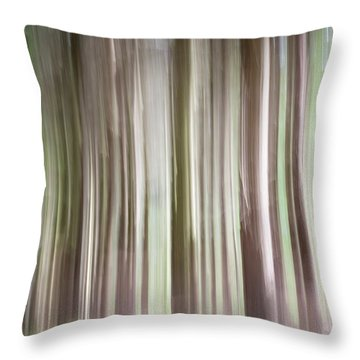 Forest Fantasy 3 Throw Pillow