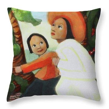 Navaho Throw Pillows