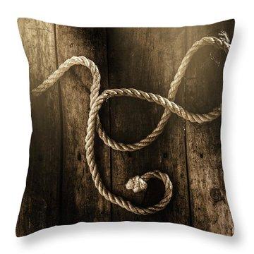 Knot Throw Pillows