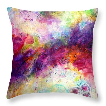 Forever Is A Long Time Throw Pillow