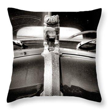 Forever Mack Throw Pillow