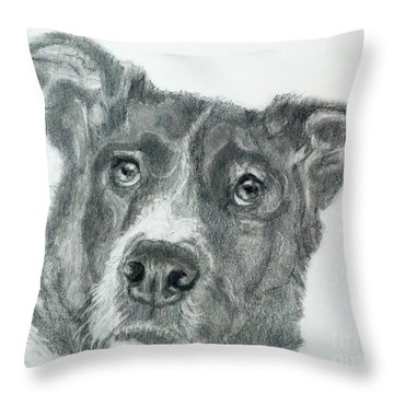 Forever My Friend Throw Pillow