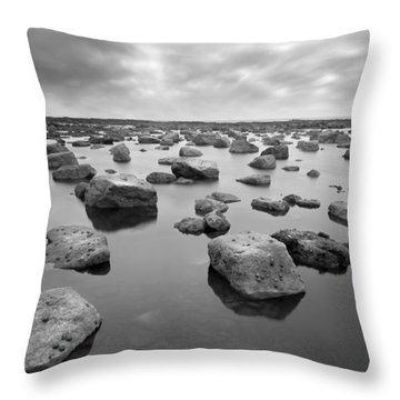Forever Rocks Throw Pillow by Svetlana Sewell