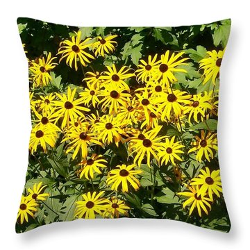 Forever Susan Throw Pillow