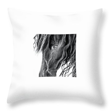 Forever Yours Throw Pillow