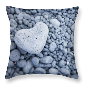 Forever Throw Pillow by Yvette Van Teeffelen