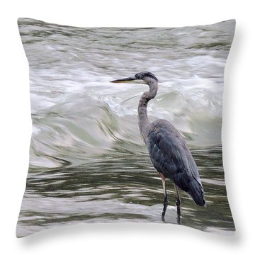 Forget Me Never Throw Pillow