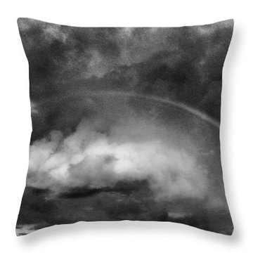 Throw Pillow featuring the photograph Forgiven by Steven Huszar