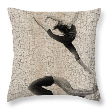 Costumes Throw Pillows