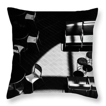 Formiture Throw Pillow
