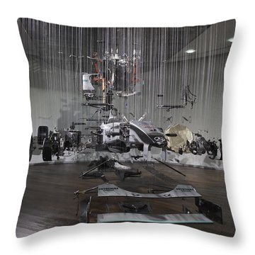 Component Throw Pillows