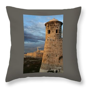 Fortress Havana Throw Pillow