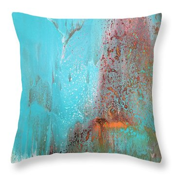 Fortuity  Throw Pillow
