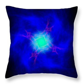 Forwardons Throw Pillow