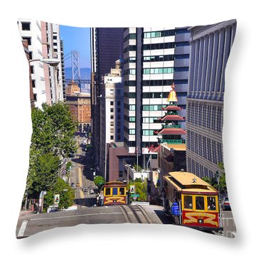 Four Points - San Francisco Throw Pillow