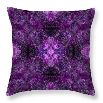 Fractal Anomaly 4a Throw Pillow