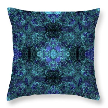 Fractal Anomaly 4b Throw Pillow