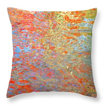 Dimensional Premise Throw Pillow
