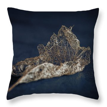 Fragment Throw Pillow