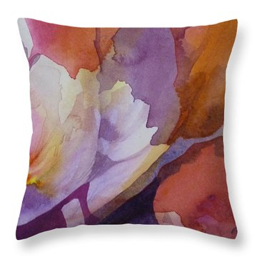 Fragments Throw Pillow