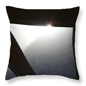 Framed Throw Pillow by David S Reynolds