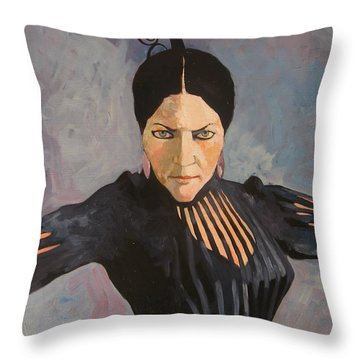 Francesca Throw Pillow