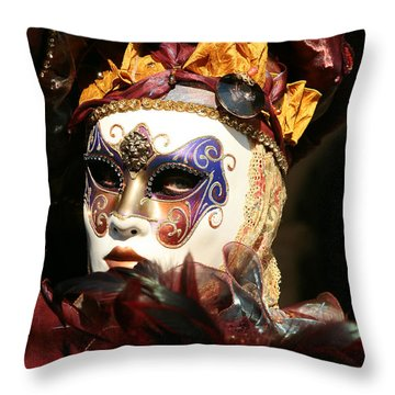 Francine - Over The Shoulder Throw Pillow