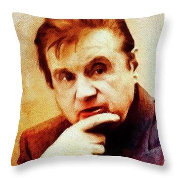 Francis Bacon Throw Pillows