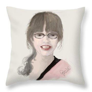 Frannie Throw Pillow