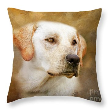 Fred Throw Pillow