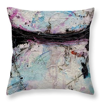 Free As A Bird Throw Pillow