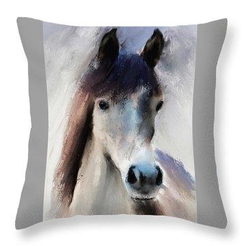 Free Spirit Throw Pillow