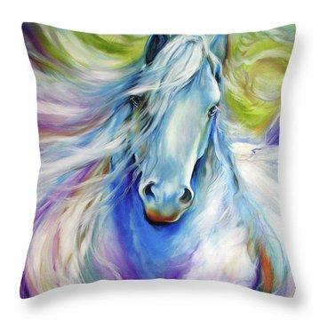 Freisian Dreamscape Throw Pillow
