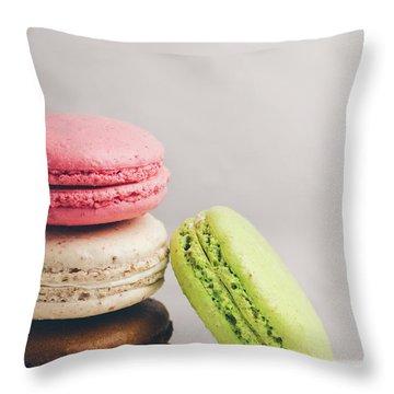 Paris Macarons Decorative Throw Pillows Paris Macarons Throw Pillow Paris Pillows Laduree Throw Pillow Paris Macarons Decorative Pillow