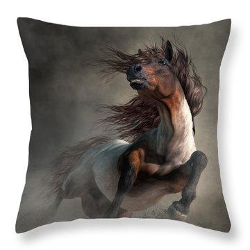 Frenzy Throw Pillow