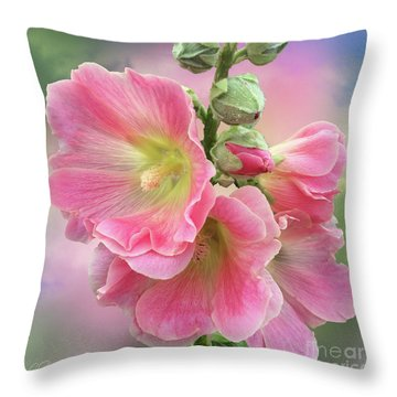 Fresh As The New Day Throw Pillow