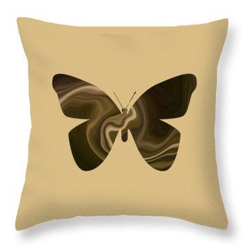 Freya's Hen Throw Pillow