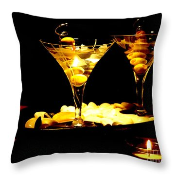 Friday Night Tradition Throw Pillow