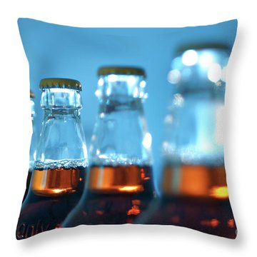 Fridge Throw Pillow